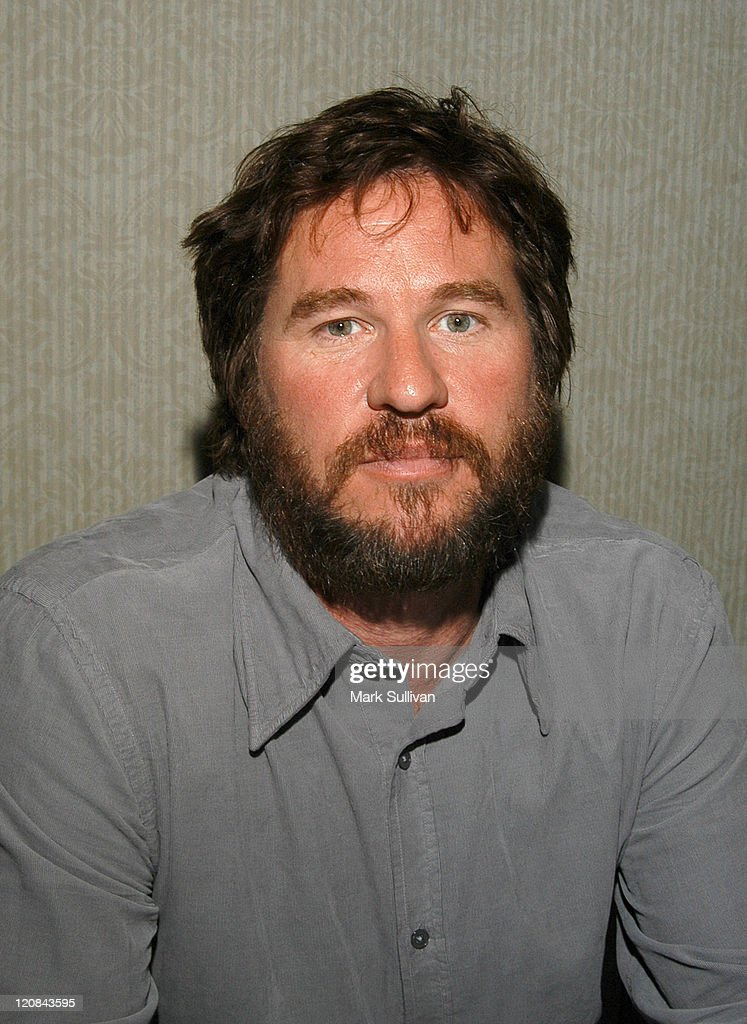 Val Kilmer during Hollywood Collectors & Celebrities October Show at Beverly Garland's Holiday Inn in North Hollywood, California, United States.