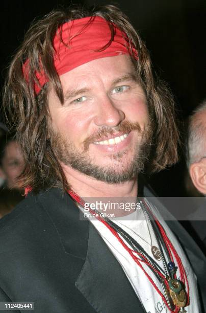 Val Kilmer during 'The Ten Commandments' Opening Night After Party at Kodak Theatre in Hollywood California United States