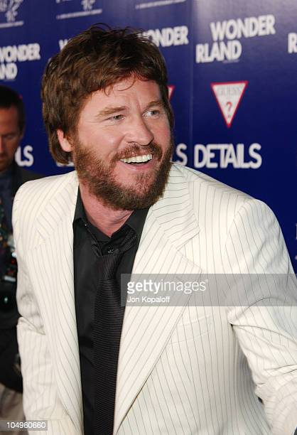 Val Kilmer during 'Wonderland' Hollywood Premiere at Grauman's Chinese Theater in Hollywood California United States