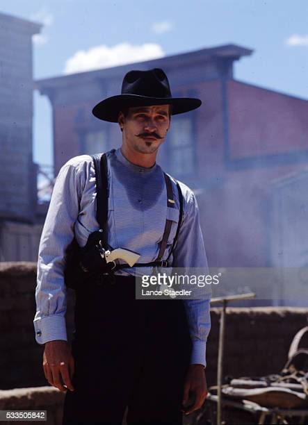 Val Kilmer in Tombstone