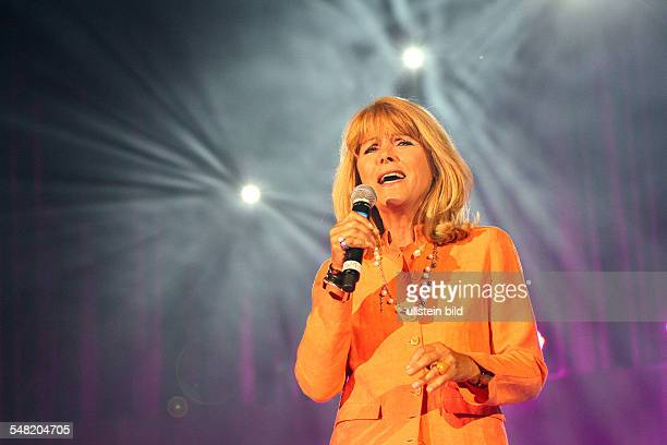 Valaitis Lena Musician Singer Pop music Germany performing in Hamburg Germany O2 World