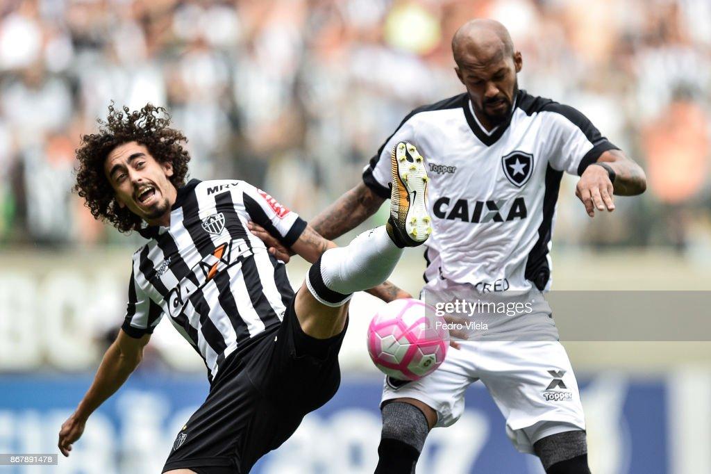 Atletico MG v Botafogo - Brasileirao Series A 2017