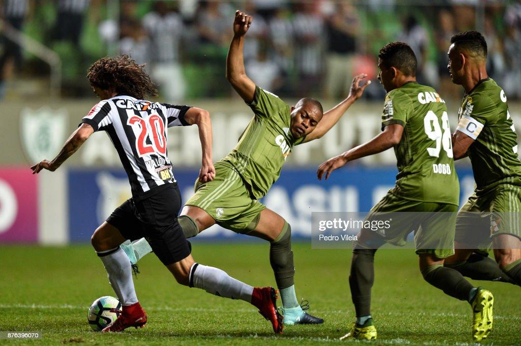 Atletico MG v Coritiba - Brasileirao Series A 2017