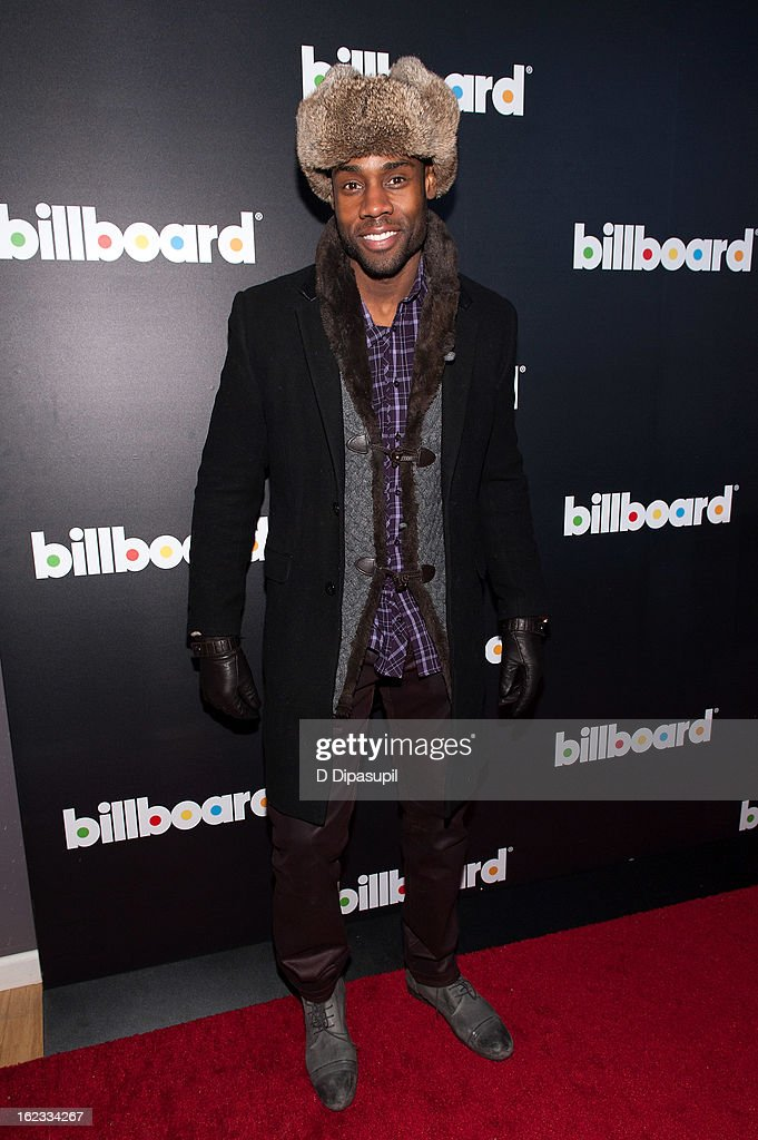 Valence Thomas attends The New Billboard 2013 launch event at Stage 48 on February 21, 2013 in New York City.