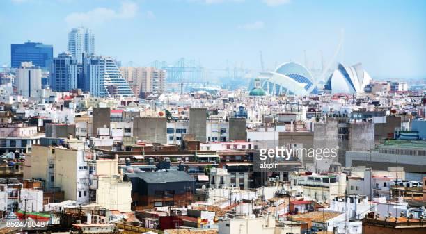 Valencia-Skyline