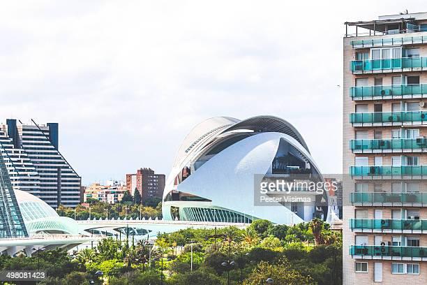 Valencia view.