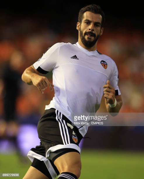 Valencia's Alvaro Negredo