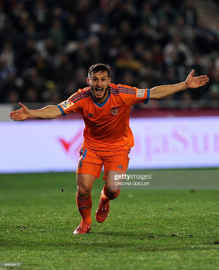 Cordoba CF v Valencia CF - La Liga