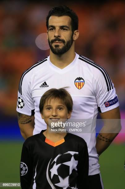 Valencia's Clvaro Negredo