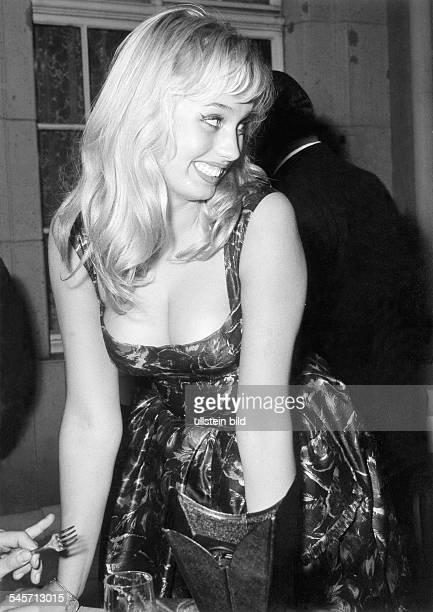 Valentin Barbara * Actress Austria around 1961