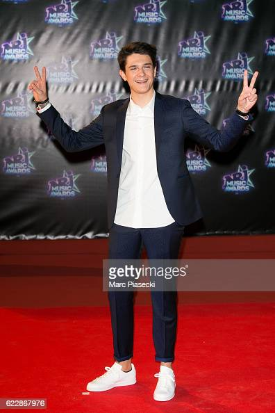 Valentin Brunel aka KUNGS attends the 18th NRJ Music Awards at Palais des Festivals on November 12 2016 in Cannes France