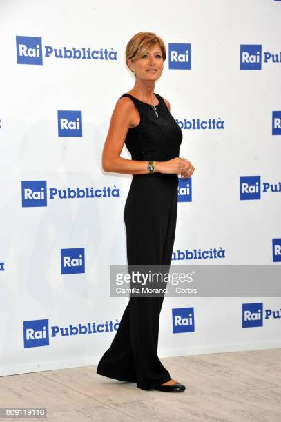 Valentina Bisti attends the Rai Show Schedule Presentation In Rome on July 4 2017 in Rome Italy