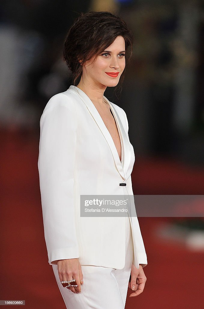 Valentina Cervi attends Closing Ceremony Red Carpet during The 7th Rome Film Festival on November 17, 2012 in Rome, Italy.