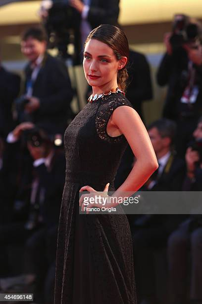 Valentina Corti attends 'Good Kill' Premiere during the 71st Venice Film Festival on September 5 2014 in Venice Italy