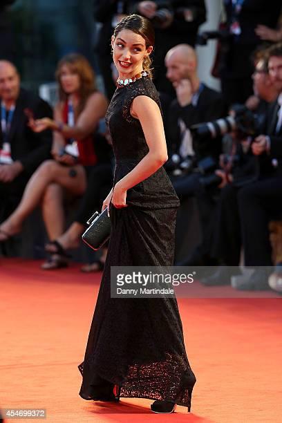 Valentina Corti attends 'Good Kill' Premiere during the 71st Venice Film Festival at Sala Grande on September 5 2014 in Venice Italy