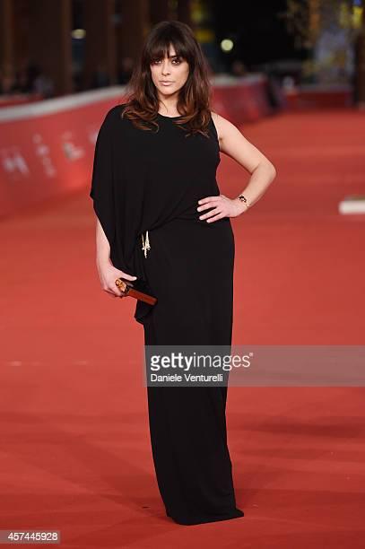 Valentina Lodovini attends the 'Buoni A Nulla' Red Carpet during The 9th Rome Film Festival at Auditorium Parco Della Musica on October 18 2014 in...