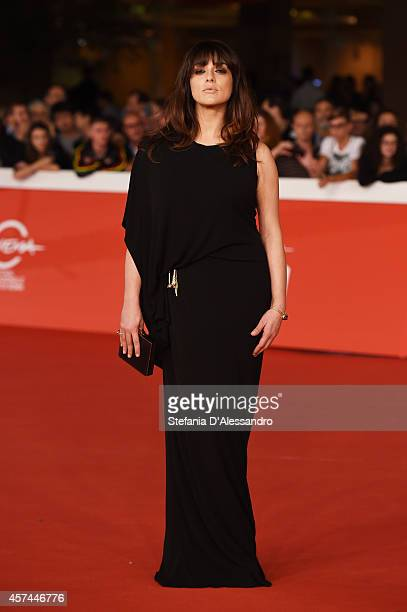 Valentina Lodovini attends the 'Buoni A Nulla' Red Carpet during the 9th Rome Film Festival on October 18 2014 in Rome Italy