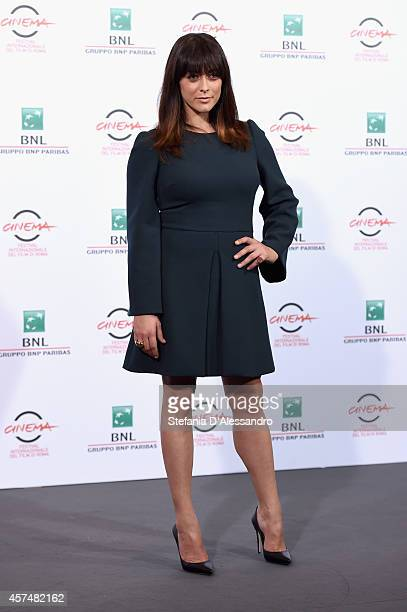 Valentina Lodovini attends the 'I Milionari' Photocall during the 9th Rome Film Festival on October 19 2014 in Rome Italy
