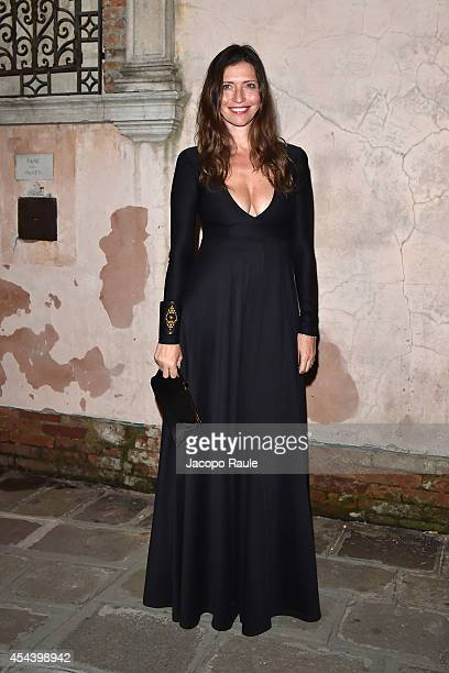 Valentina Micchetti attends 'The Humbling' premiere after party during the 71st Annual Venice Film Festival on August 30 2014 in Venice Italy