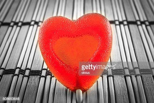 Valentine day concept - heart : Stock Photo