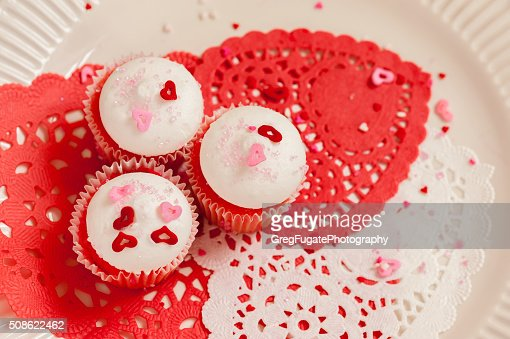 Valentine Treats 1 : Stock Photo