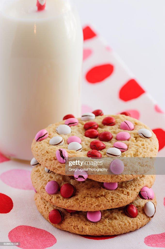 Valentine Treats : Stock Photo