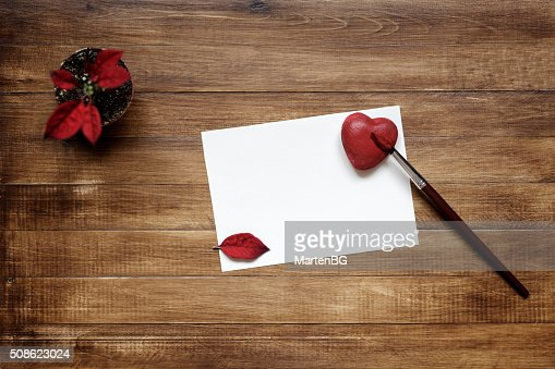 Valentine's Day Background : Stock Photo