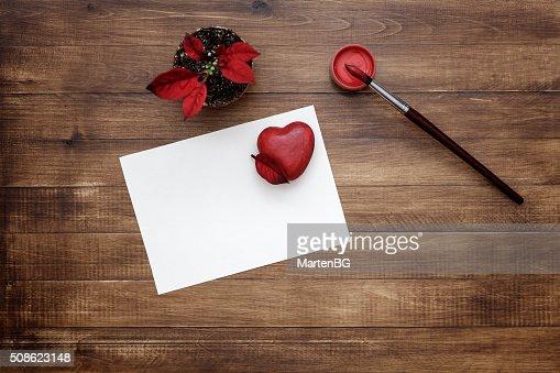Valentine's Day Background : Stock Photo