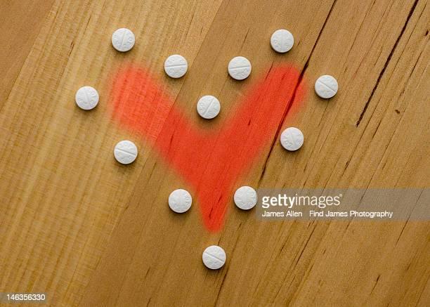 Valentines pills