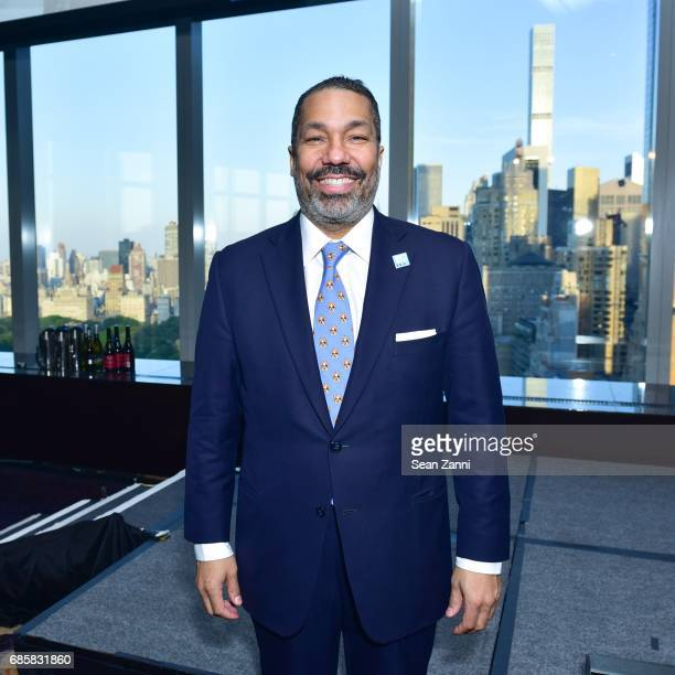 Valentino Carlotti attends The Boys' Club of New York Annual Awards Dinner at Mandarin Oriental Hotel on May 17 2017 in New York City