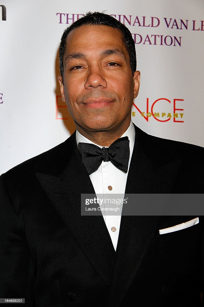 Valentino D. Carlotti attends the Evidence, A Dance Company 9th annual Torch Ball at The Plaza Hotel on March 25, 2013 in New York City.