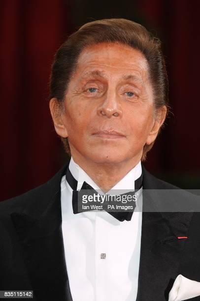 Valentino Garavani arriving for the 81st Academy Awards at the Kodak Theatre Los Angeles