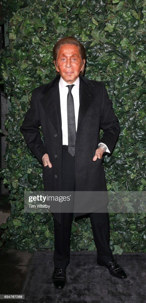 valentino-garavani-attends-a-pre-bafta-party-hosted-by-charles-finch-picture-id634767268