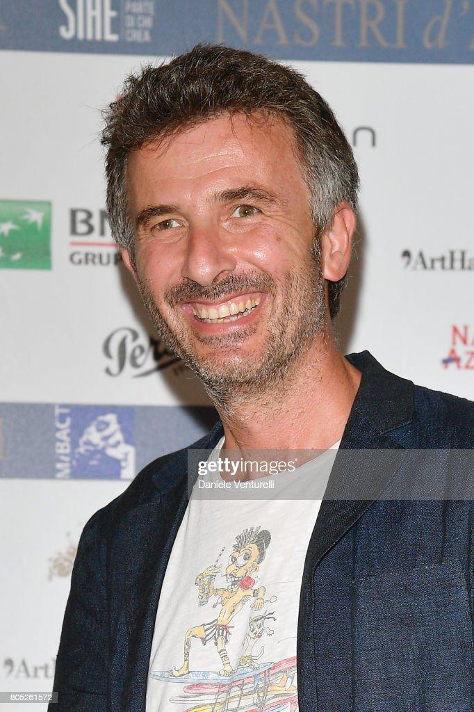 Nastri D'Argento 2017 - Press Conference