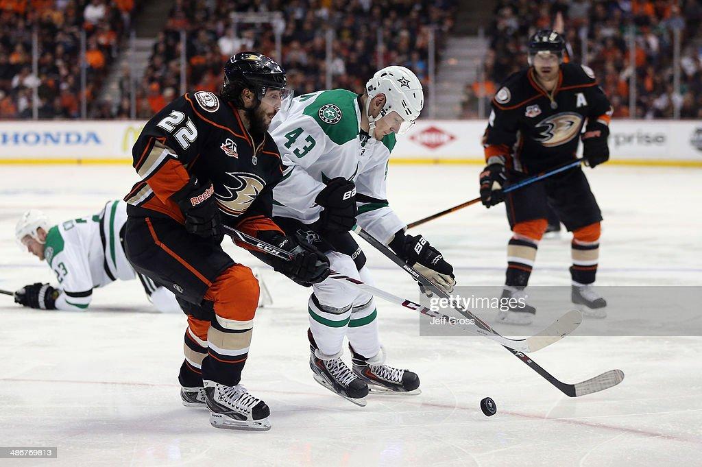 Dallas Stars v Anaheim Ducks - Game Five