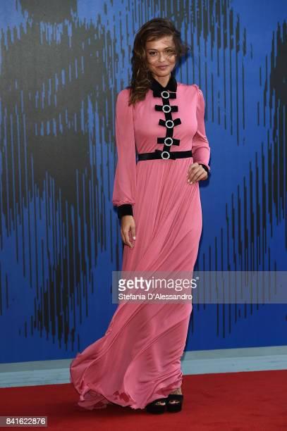 Valeria Bilello attends the Franca Sozzanzi Award during the 74th Venice Film Festival on September 1 2017 in Venice Italy