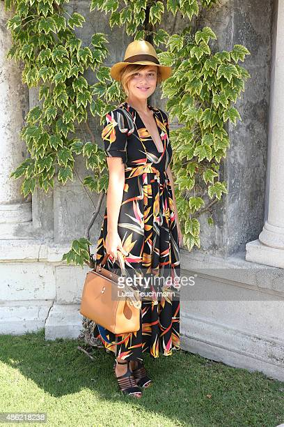 Valeria Bilello is seen during the 72nd Venice Film Festival on on September 2 2015 in Venice Italy