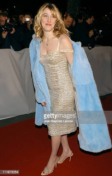 Valeria BruniTedeschi during The 29th Cesar Awards Ceremony Arrivals at Chatelet Theatre in Paris France