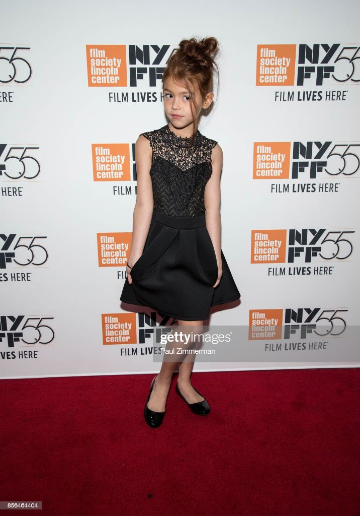 Valeria Cotto attends the 55th New York Film Festival - 'The Florida Project' at Alice Tully Hall on October 1, 2017 in New York City.