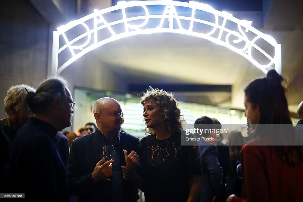 <a gi-track='captionPersonalityLinkClicked' href=/galleries/search?phrase=Valeria+Golino&family=editorial&specificpeople=676323 ng-click='$event.stopPropagation()'>Valeria Golino</a> attends the Nastri D'Argento 2016 Award Nominations at Maxxi Museum on May 31, 2016 in Rome, Italy.