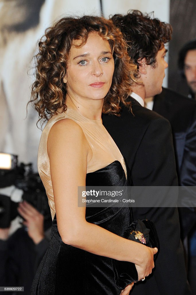 Valeria Golino attends the Tribute to French Cinema during the Marrakech 10th Film Festival.