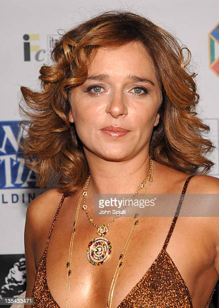 Valeria Golino during Opening Gala of 'Cinema Italian Style New Films from Italy' at Egyptian Theatre in Los Angeles California United States