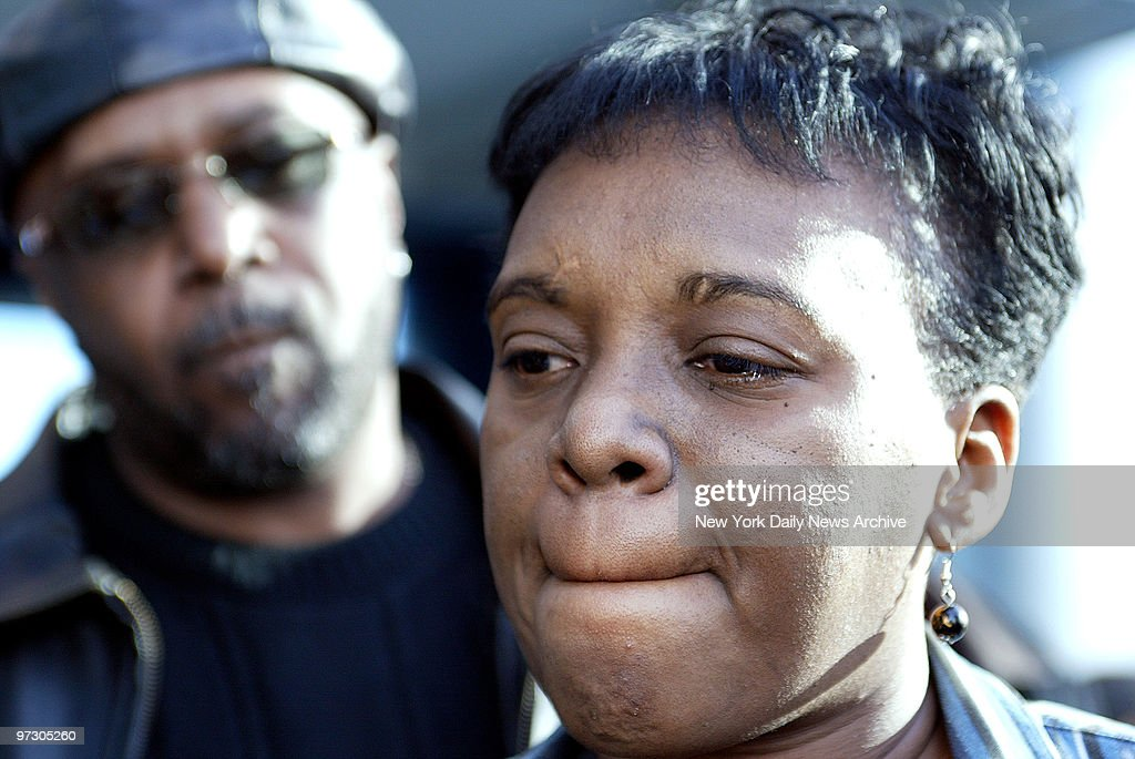 Valerie and William talk about their son Sean at Jamaica Hospital after undercover cops allegedly shot and killed his son Sean Bell and wounded two...