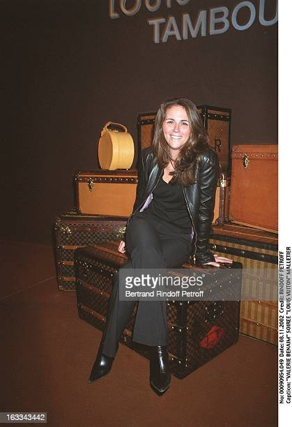 Valerie Benaim 'Louis Vuitton' Malletier Party
