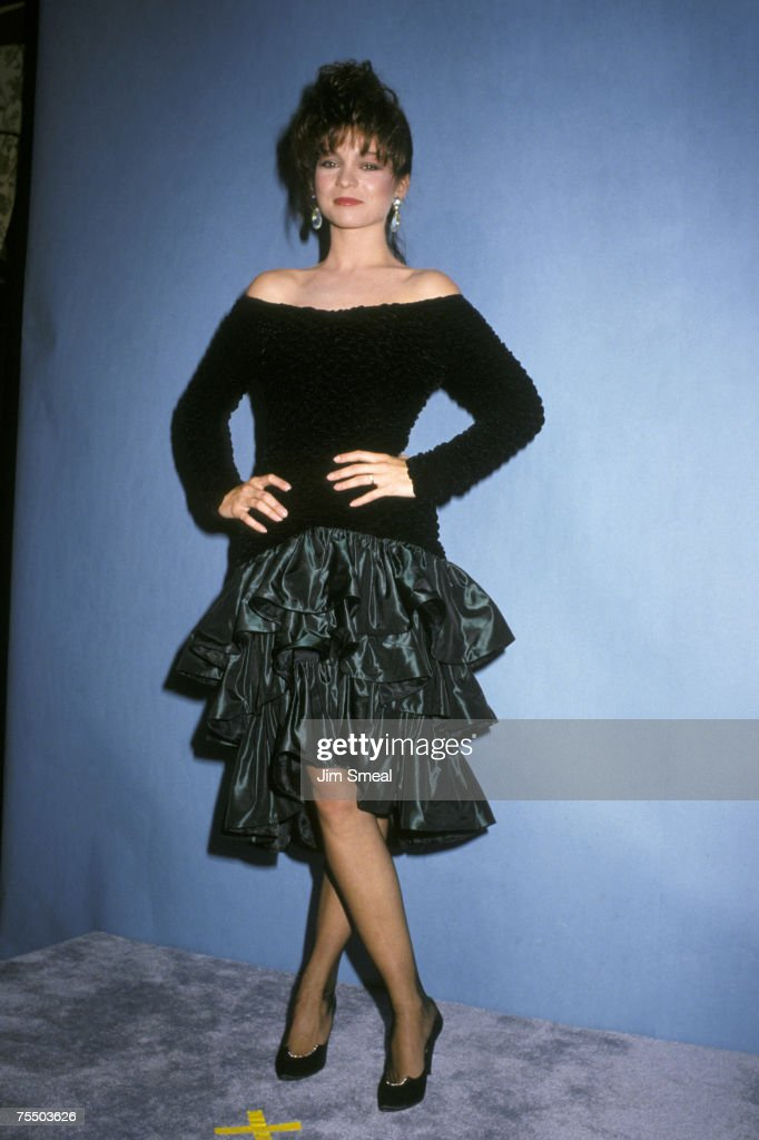 Valerie Bertinelli at the Pasadena Civic Auditorium in Pasadena, California