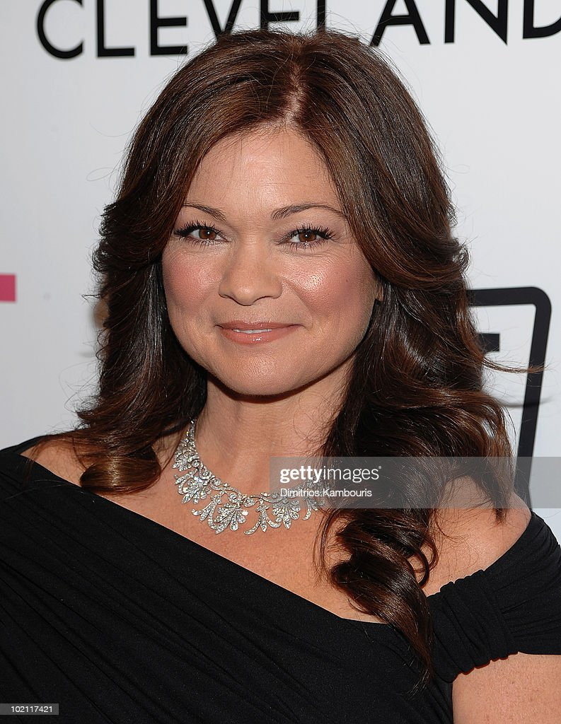 Valerie Bertinelli attends the 'Hot in Cleveland' premiere at the Crosby Street Hotel on June 14, 2010 in New York City.