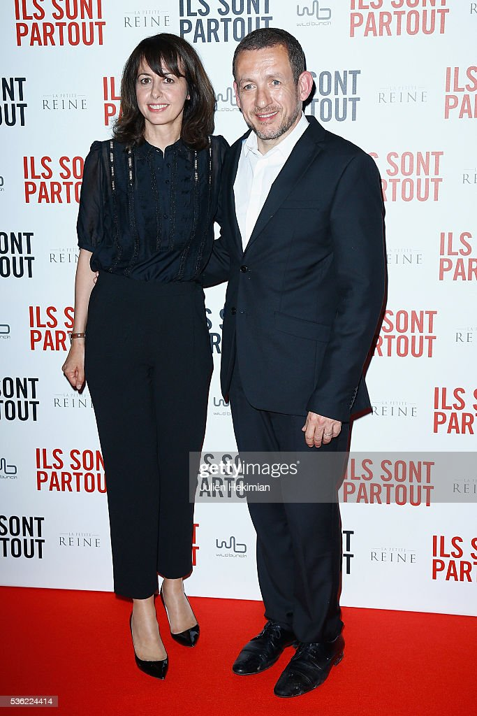 """Ils sont Partout"" Paris Premiere At Gaumont Opera Capucines  In Paris"