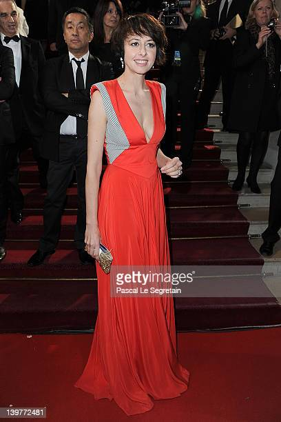 Valerie Bonneton attends the 37th Cesar Film Awards at Theatre du Chatelet on February 24 2012 in Paris France