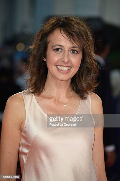 Valerie Bonneton attends the 'Get On Up' premiere on September 12 2014 in Deauville France