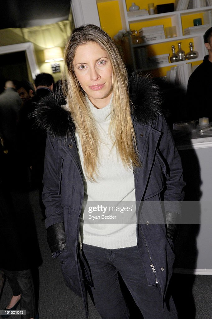 Valerie Boster attends American Express at Mercedes Benz Fashion Week Fall 2013 at Lincoln Center on February 11, 2013 in New York City.